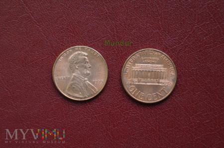 Moneta USA: one cent