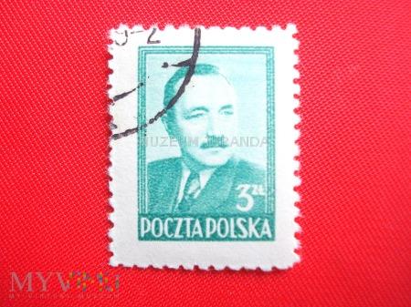 Zielony Bolesław Bierut