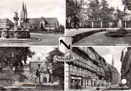 Niemcy - Halberstadt