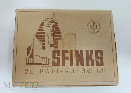 Papierosy SFINKS 20 szt. PMT