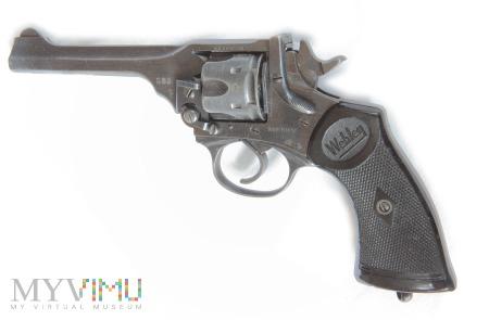 Rewolwer Webley Mk IV (0.380