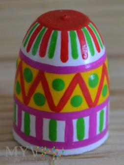 Naparstek styl zabawek z Filimonova