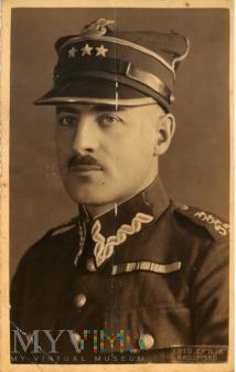 Kapitan 55 Poznańskiego Pułku Piechoty.