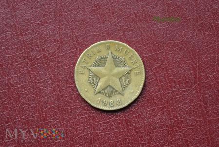 Moneta kubańska: un peso