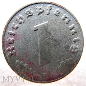 Duże zdjęcie 1 reichspfennig 1944 Niemcy (Trzecia Rzesza)