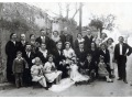 Zdjęcie ślubne z rodziną - Na pamiątkę.