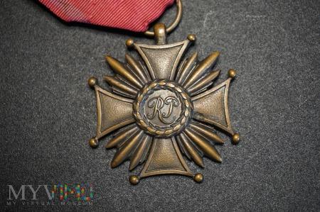 Brązowy Krzyż Zasługi II RP