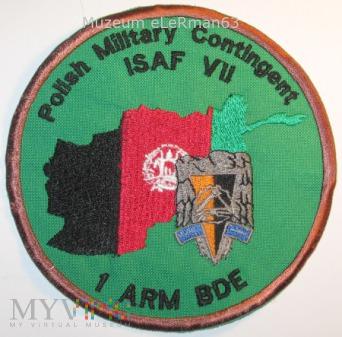 ISAF Afganistan Zmiana VII. Na ryngraf.