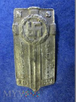Wpinka (odznaka)-Reichs Jugendtag 1932