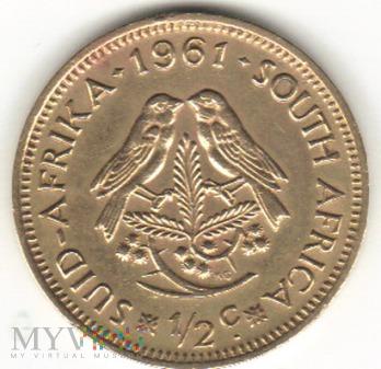 0,5 CENT 1961