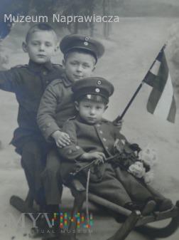 Duże zdjęcie Młodzi oficerowie