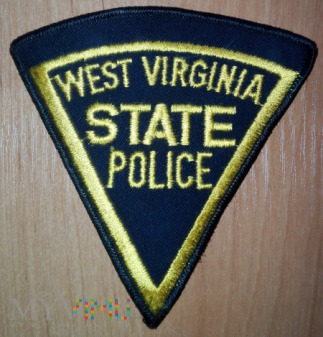 West Virginia policja stanowa