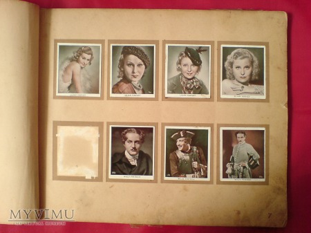 Haus Bergmann Farb-Filmbilder LILIAN HARVEY 1-4