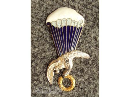 Odznaka instruktora spadochronowego