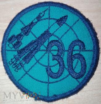 36 Dywizjon Rakietowy Obrony Powietrznej