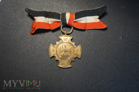 Krzyż Krieger Verein 1884 - Rinkerode