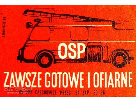 OSP ZAWSZE GOTOWE