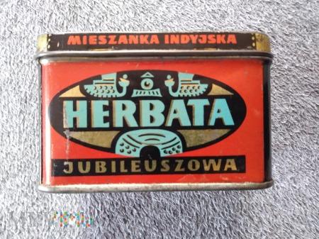 Herbata indyjska 'Jubileuszowa' .