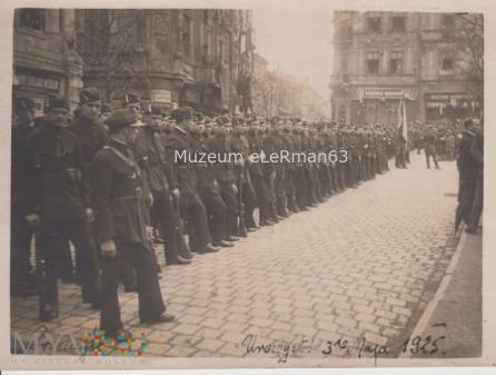 Obchody 3-go Maja. Przemyśl 1925 r