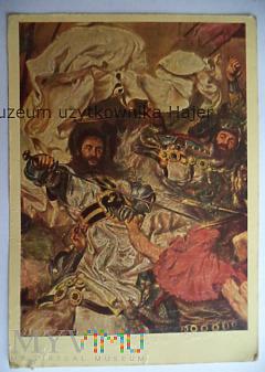 Matejko - Bitwa pod Grunwaldem , fragment Wielki