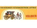 VEB Brauerei Stadt Cottbus - Cho...