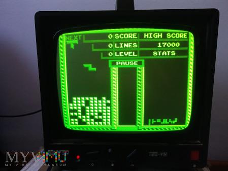 Monitor Unitra WZT TWM-315 ekran zielony