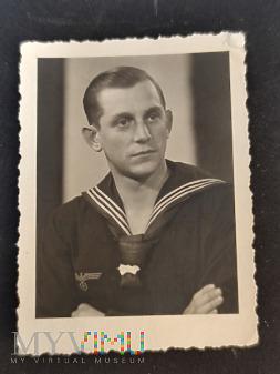 Danusi na pamiątkę - marynarz z Kriegsmarine