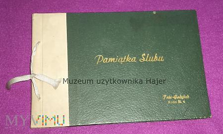 Pamiątka Ślubu Foto Gołębek Ruda Śląska - album