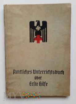 Podręcznik sanitariusza - 1942 - III Rzesza