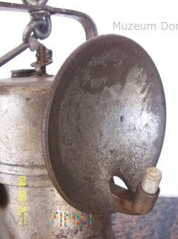 LAMPA GÓRNICZA KARBIDOWA TYP 850 - KATOWICE
