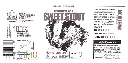 IMPERIAL SWEET STOUT