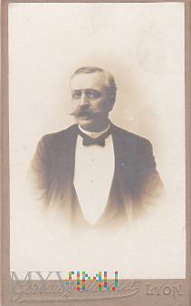 Portrait bürgerlicher Herr