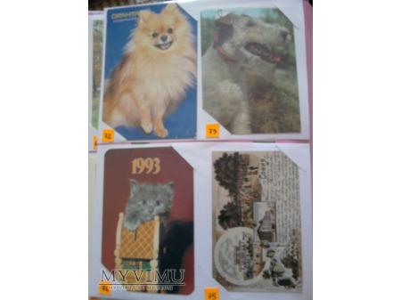 Kalendarzyki 1993