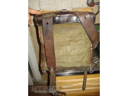 Plecak niemieckiego piechura z okresu II Wojny