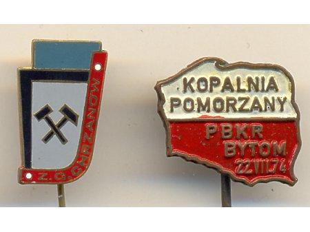 ZG Chrzanów i kop.Pomorzany