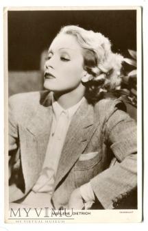 Duże zdjęcie Marlene Dietrich Picturegoer nr 1162