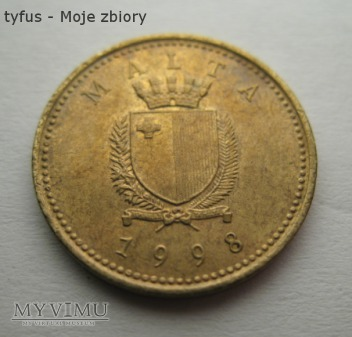 1 CENT - Malta (1998)