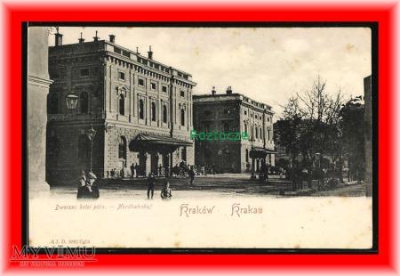 KRAKÓW Dworzec kolejowy