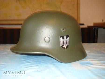 Duże zdjęcie Hełm Niemiecki M40 nr1