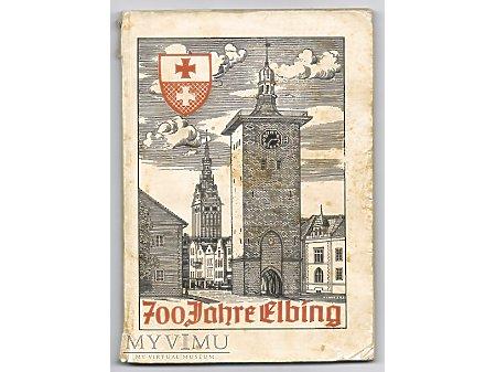 Duże zdjęcie 700 lat Elbląga