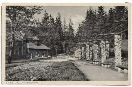Krynica - Park - 1918/1939