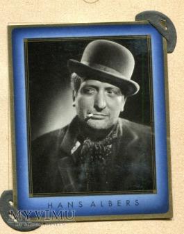 Bunte Filmbilder 1936 Jean Jarlow Hans Albers