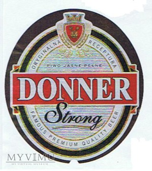 donner strong