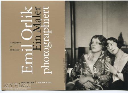 Marlene Dietrich Emil Orlik Resel Orla c. 1924