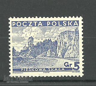 Dolina Prądnika -Pieskowa Skała