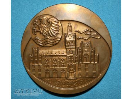 Medal Menniczy ZA ZASŁUGI DLA MIASTA SŁUPSKA