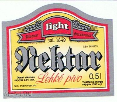 hektor lehké pivo