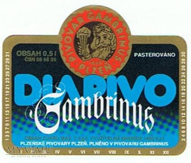 diapivo gambrinus
