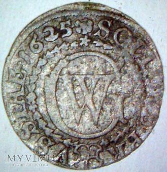 Jerzy Wilhelm Hohenzollern 1619-1640 - szeląg 1625