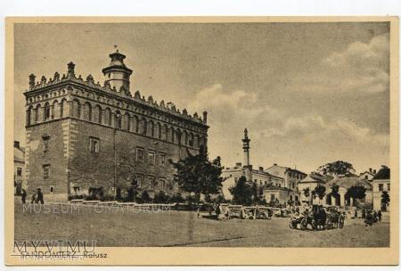 Sandomierz - Ratusz - przed 1939
